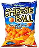 Regent Cheese Ball Chips 2.12 Oz (Pack of 4)
