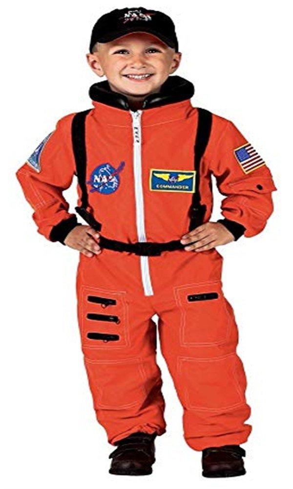 connotación de lujo discreta Aeromax Jr. Astronauta Traje Traje Traje bordado con tapa y parches de la NASA  tienda de descuento