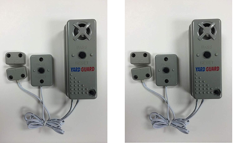 SmartPool YG03 YardGard Gate/Door/Window Alarm (Pack of 2) by SmartPool