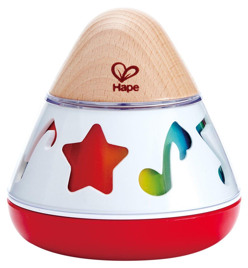 Hape HAP-E0332 Rotating Music Box, Multi-Colour, 40 x 40 cm