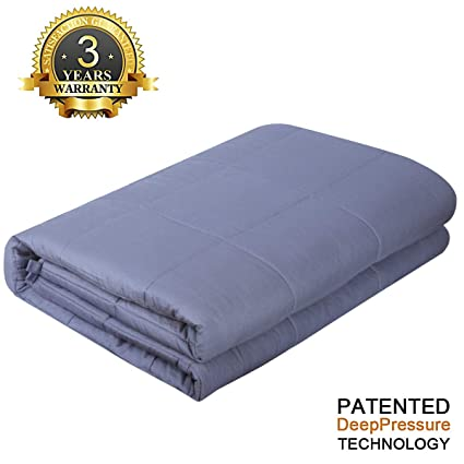 7cca8628b1 Amazon.com  Sleeper Weighted Blanket for Adults