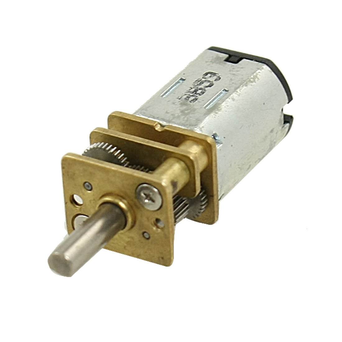 uxcell 400RPM 6V 0.45A High Torque Mini Electric DC Gear Box Motor for Robot