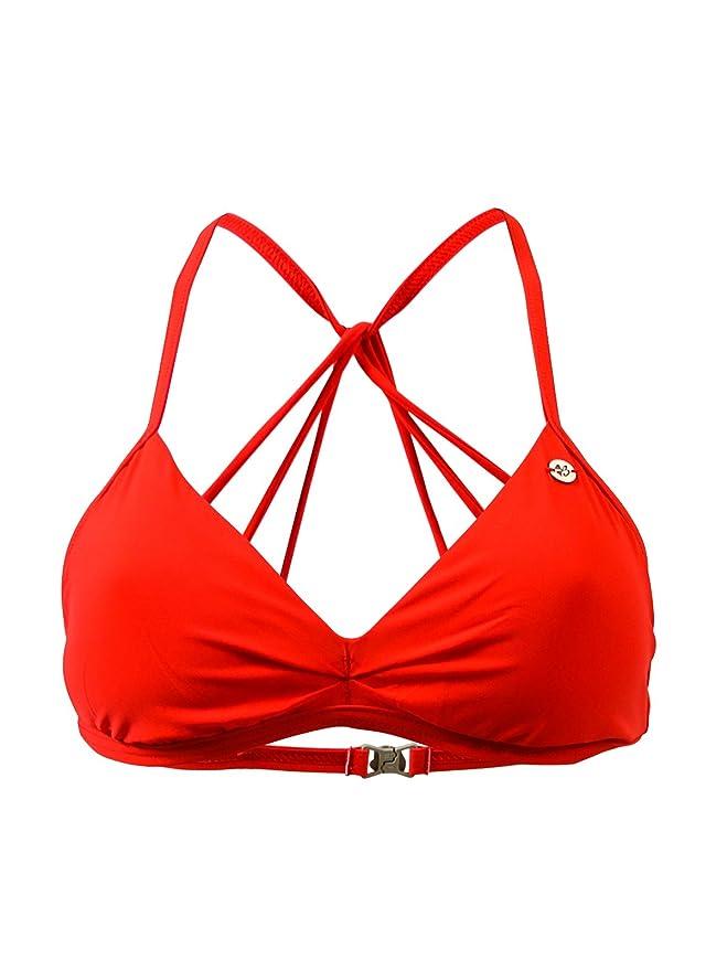 a2e4835a72 BANANA MOON Maillot de Bain Brassière Spring Mango Rouge: Amazon.fr:  Vêtements et accessoires