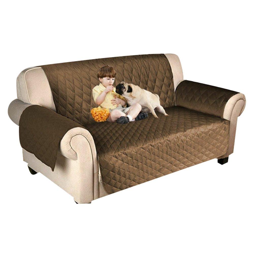 Dexinx Wasserdichte Sofa Protector Schutzhülle Hund Katze ...