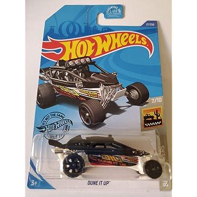 Hot Wheels 2020 Baja Blazers Dune It Up, Black 27/250: Toys & Games [5Bkhe0302829]