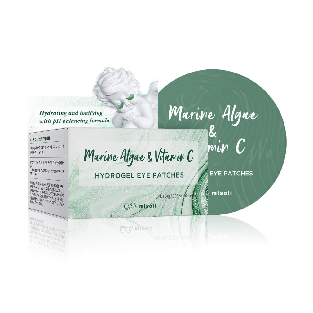 misoli Marine Algae & Vitamin C Hydrogel Eye Patches