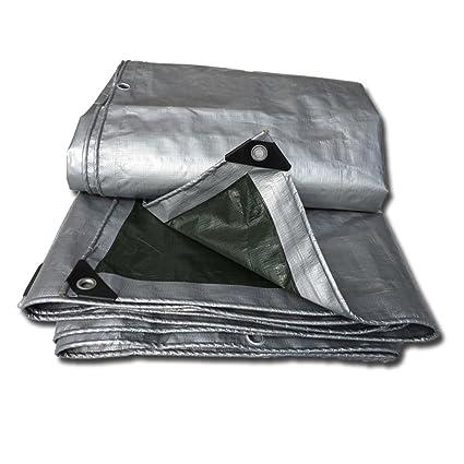 Lonas Lona Impermeable Paño Protector Solar Toldo Ultra liviano Carretilla de Tres Ruedas Toldo Toldo Toldo