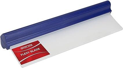 GADLANE Enjugador Silicona Lámina Limpia Cristales Coche Parabrisas Limpieza Coche Rápida 30cm: Amazon.es: Coche y moto