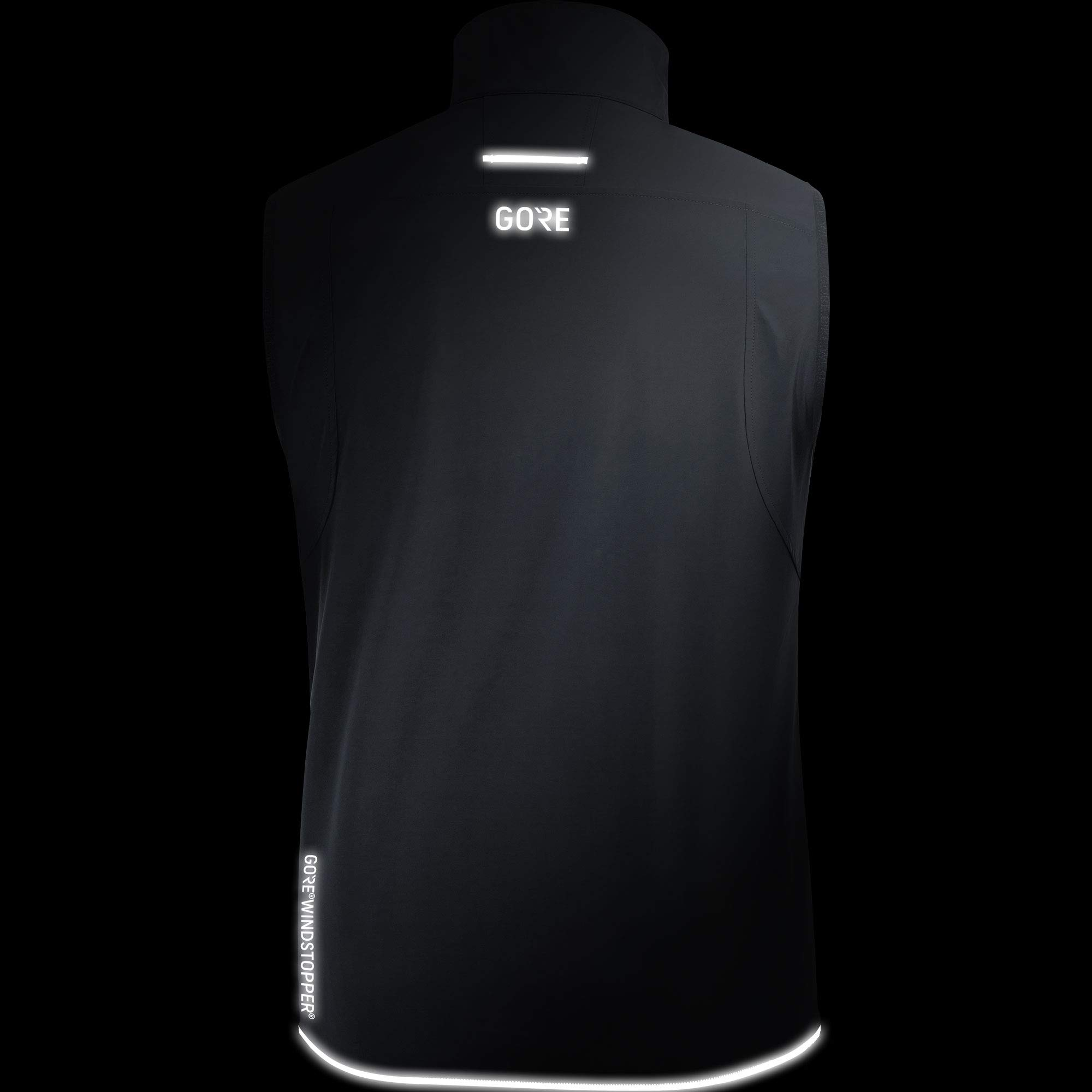 Gore Men's R3 Gws Vest,  black,  L by GORE WEAR (Image #5)
