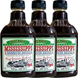 Mississippi Barbecue Sauce 'Sweet Apple' 3 x 440ml (Grill-Sauce)