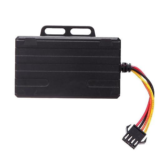 Portable Tracker - TOOGOO(R)Motor Bike Real Time GPS GSM Tracker Phone SMS Global Locator Anti-Theft 4DP0