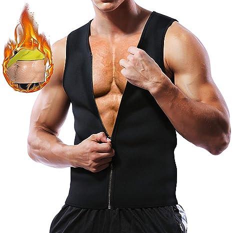 0dd1e6163d3 Amazon.com   YRH Men Waist Trainer Vest
