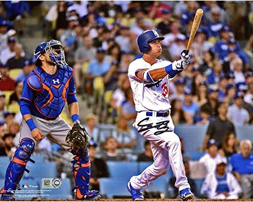 Cody Bellinger Los Angeles Dodgers Autographed 8