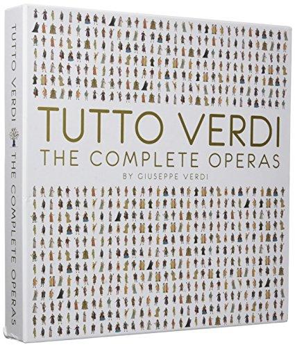 Tutto Verdi: Complete Operas by C Major Entertainment