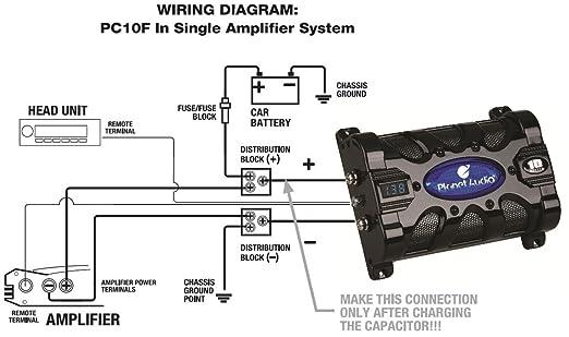 farad capacitor wiring example electrical wiring diagram u2022 rh huntervalleyhotels co Car Audio System Wiring Diagram Wiring Capacitors in Series