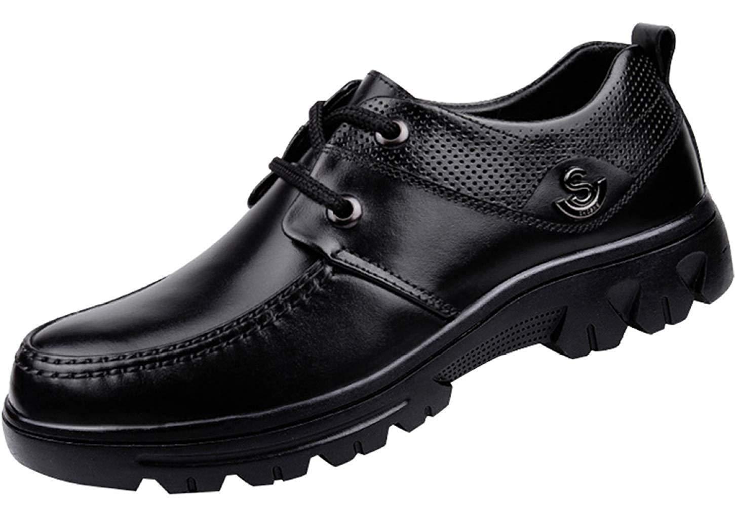 FuweiEncore Männer Schnüren Sich Oben Bequeme Schuhe Der Bequemen Schuhe Der Schuhe Der Mode (Farbe   2, Größe   47EU)