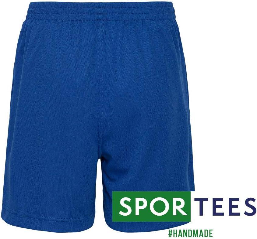 Kids Personalised Brazil Brasil Style Home Football Kit Shirt and Shorts Brazilian Fan Customisable