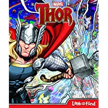 Marvel Thor Look and Find 9781503732476 Available 10/3/17