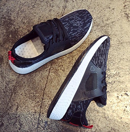 Mei Herbst Damen Sport Schuhe Leichtes atmungsaktives Casual Schuhe Student Running Schuhe Net Schuhe, US6/EU36/UK4/CN36