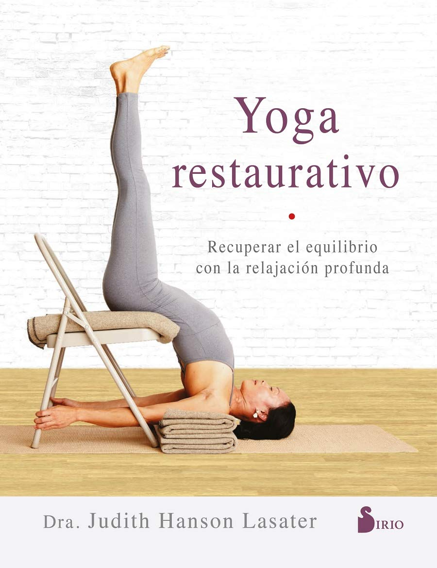 Amazon.com: Yoga restaurativo (Spanish Edition ...