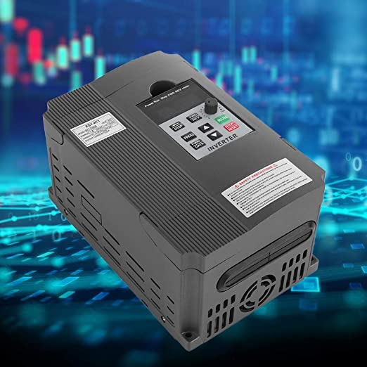 FTVOGUE 220V Controlador de Velocidad de variador de frecuencia ...