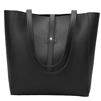 Amazon.com: Women Top Handle Satchel Handbags One Shoulder Bag Overnight Messenger Tote Bag Purse: Shoes