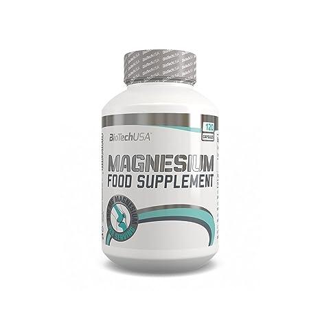 Biotech USA 19041010000, Magnesium, Vitaminas y Minerales, 101 gr