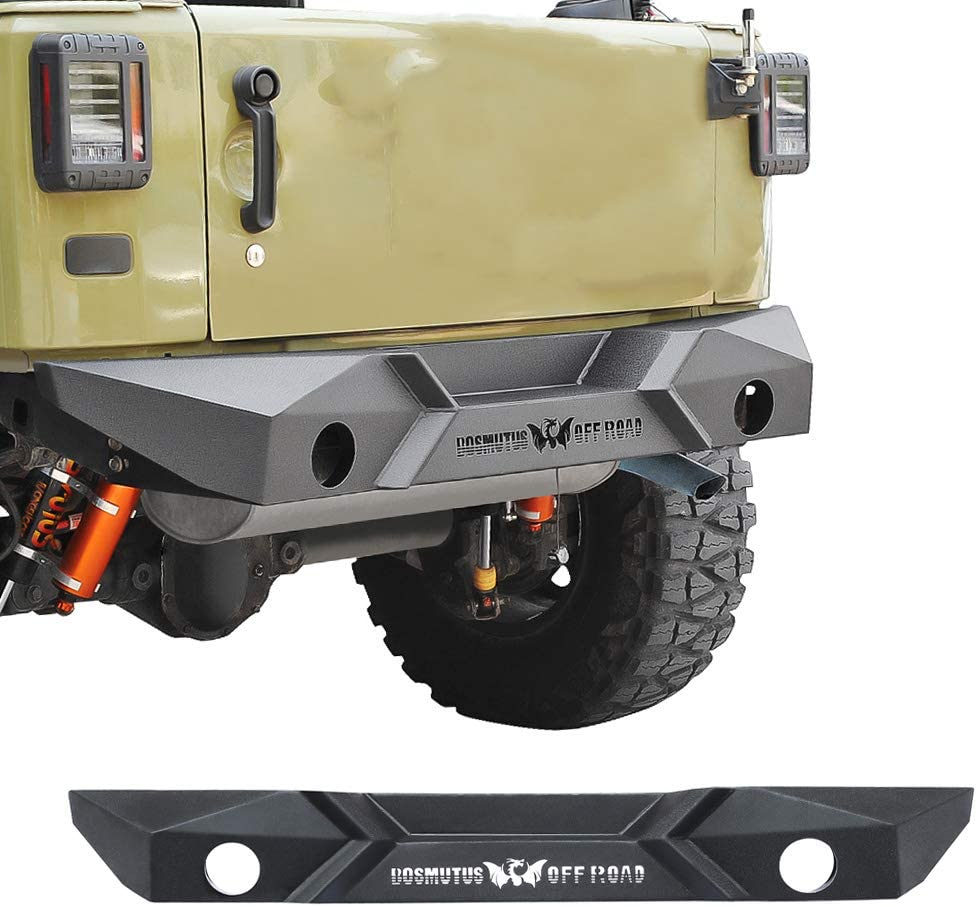 Jeep Jk Rear Bumper Cover