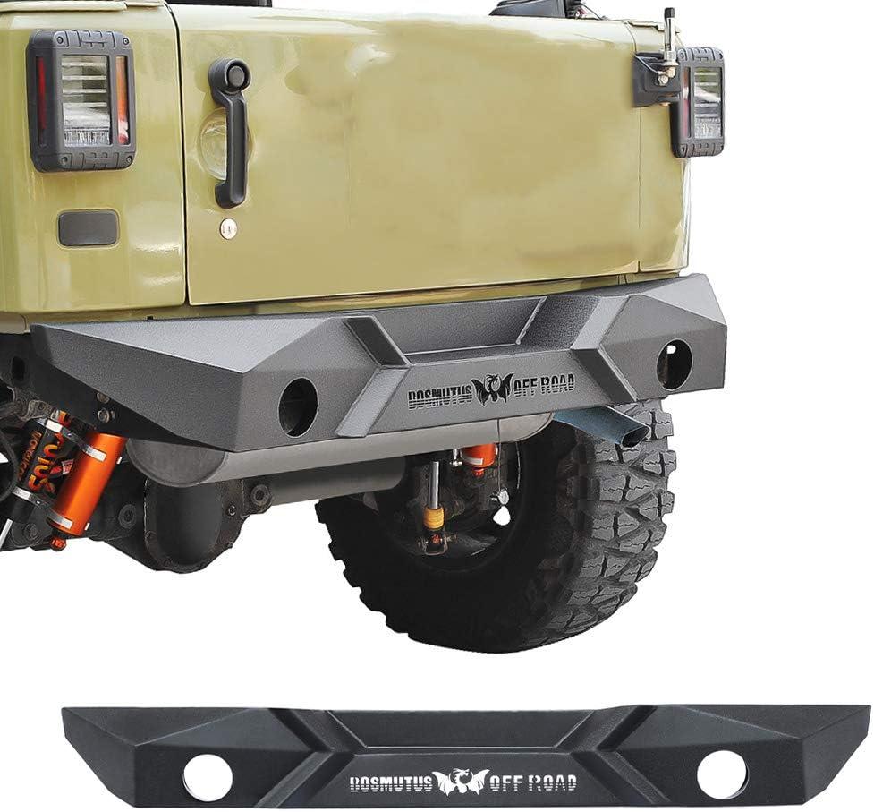 Jeep Jk Rear Bumper Cover