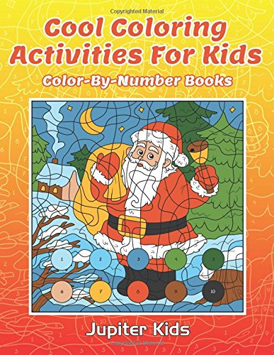 usborne coloring by number - 3
