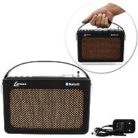 Rádio Áudio Retrô, Lenoxx RB 90, Preto