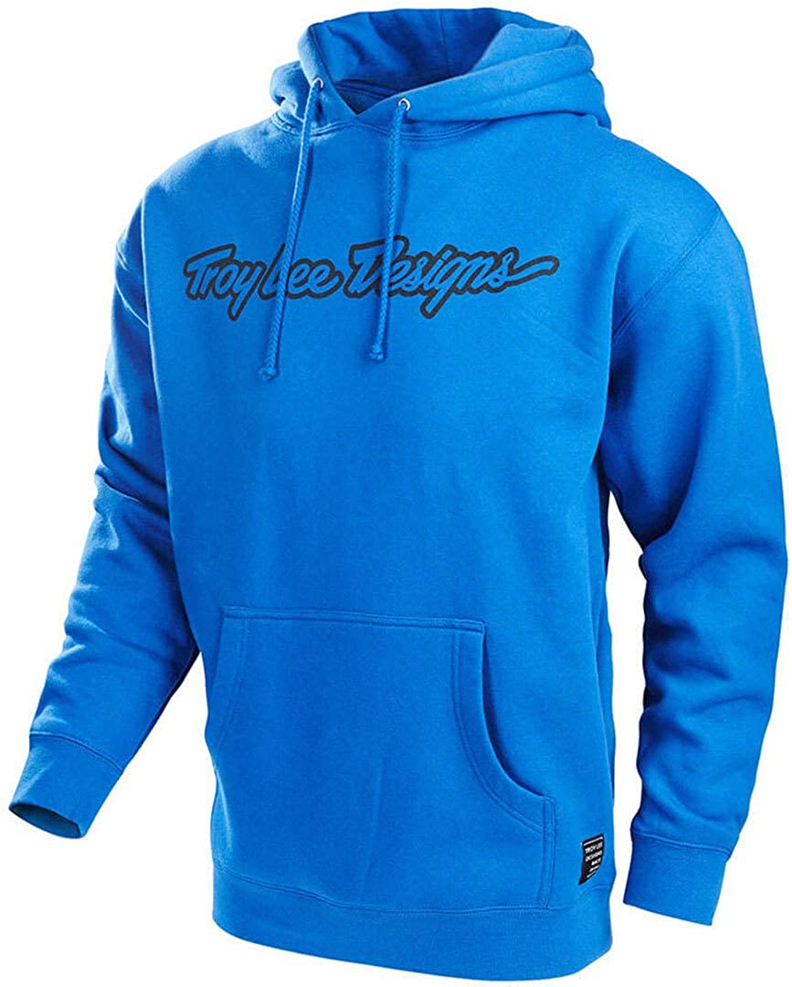 Troy Lee Designs Hoody Signature Royal