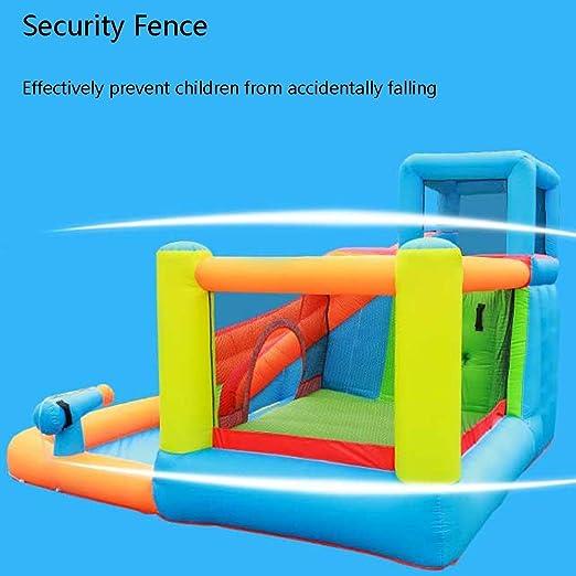 WYBD.Y Casa Hinchable para niños Piscina de la casa Hinchable ...