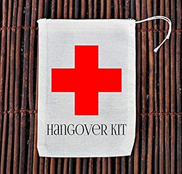 Hangover Recovery Kit 10 Bags Bachelorette Party Wedding Favor 5quot