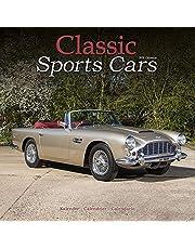 Classic Sports Cars Calendar 2020