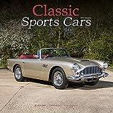 Sports Cars Calendar - Classic Sports Cars Calendar- Calendars 2019 - 2020 Wall Calendars - Car Calendar - Automobile Calendar - Classic Sports Cars 16 Month Wall Calendar by Avonside