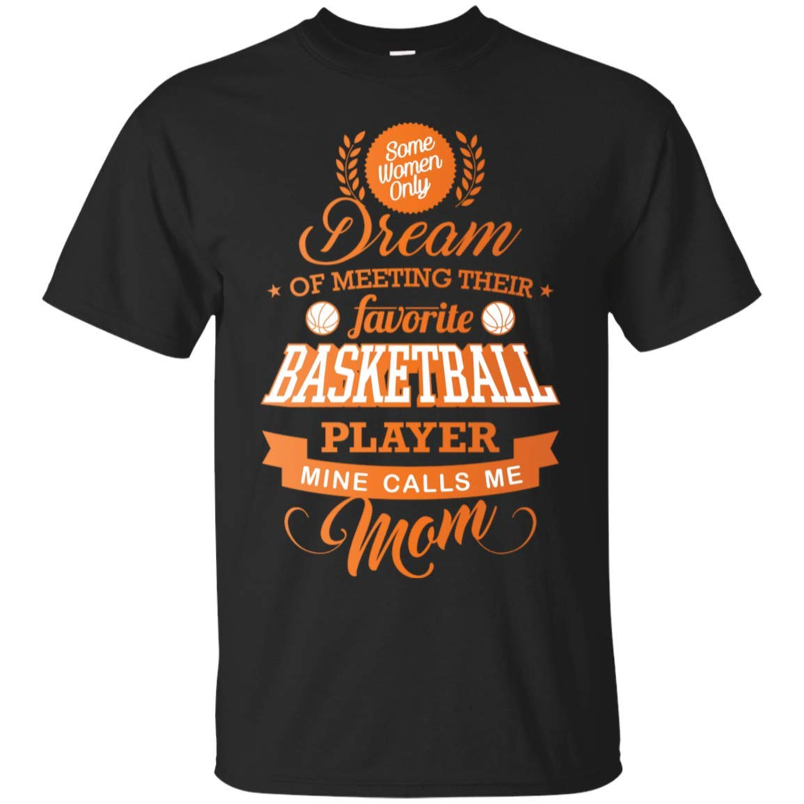 Customhappy Basketball Mom 4 Baseball T Shirts Tshirts 1297