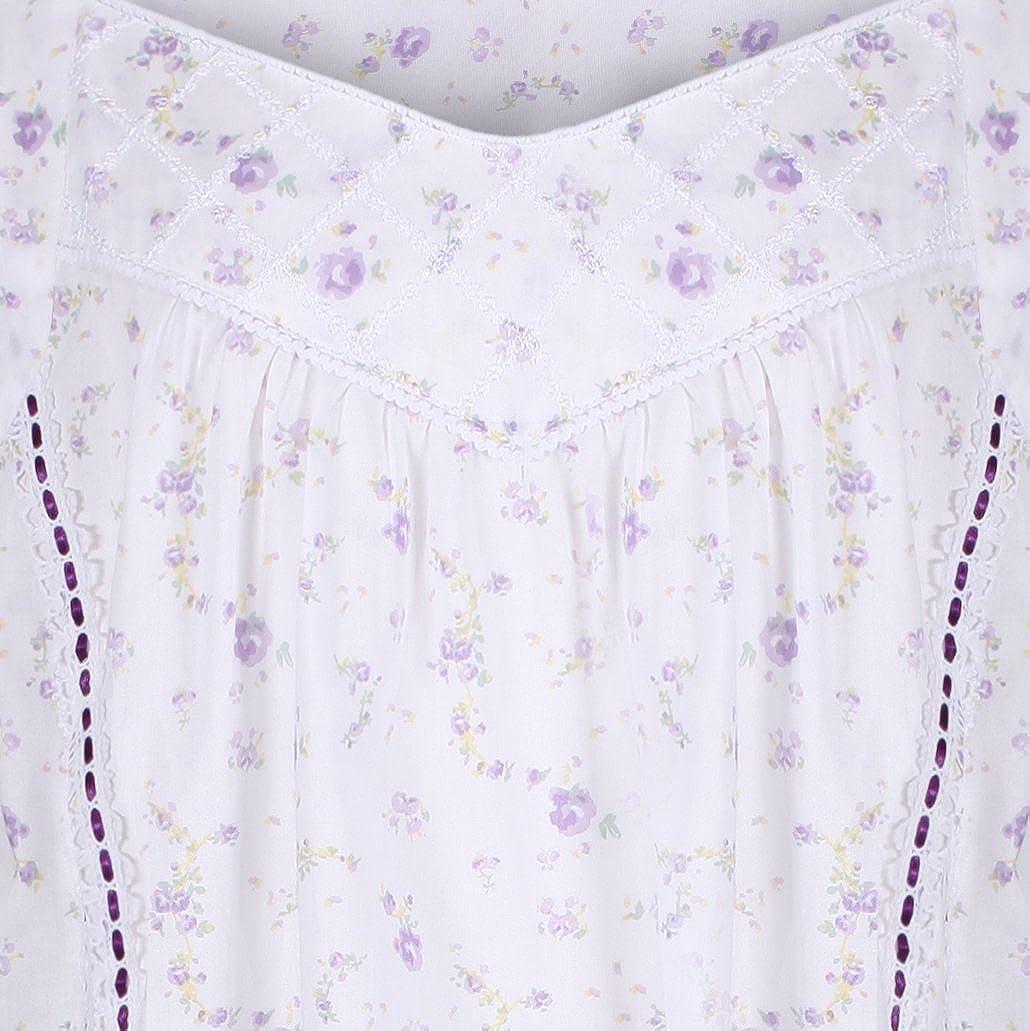 Nancy Sconosciuto The 1 for U 100/% Cotton Camicia da Notte S XXXXL /…