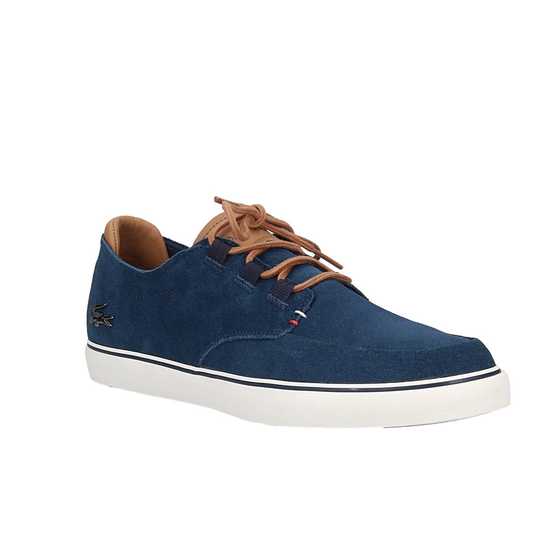 Frau Schuhe Lacoste ESPARRE Deck 118-1 4C1 Blau