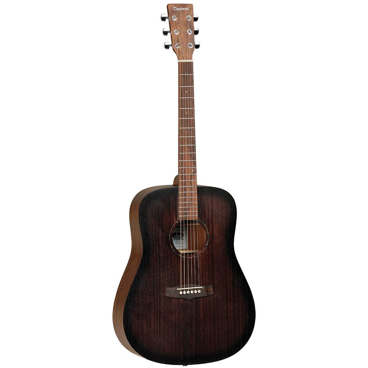 Tanglewood TWCRD Crossroads color caoba Guitarra ac/ústica