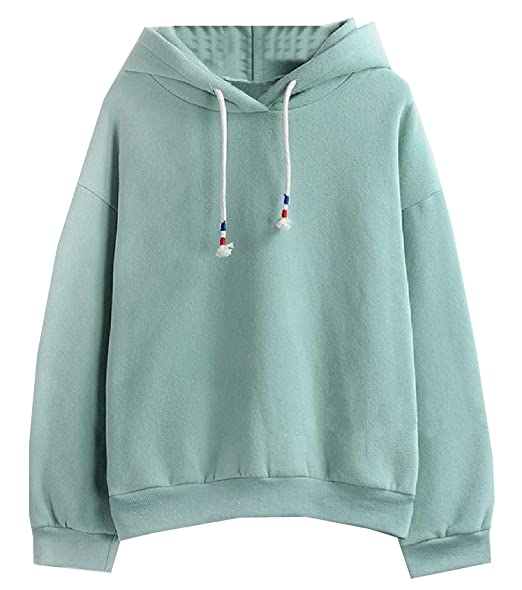 Comfy Women Athletic Comfy Soft Velvet Thick Warm Hoodie