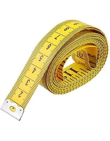 Ndier Muchas Maneras de Utilizar Medida Cinta métrica Flexible Doble para la pérdida de Peso Corporal