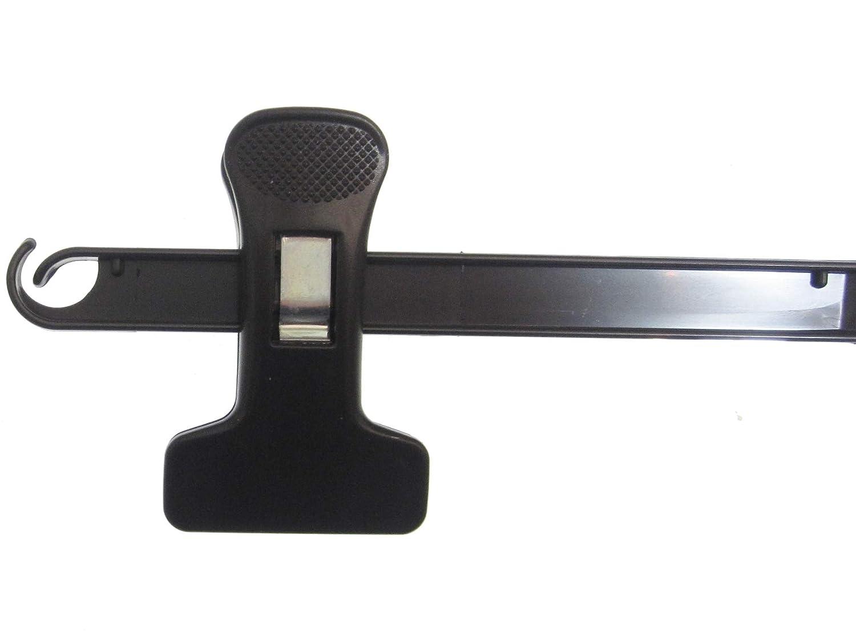 Hagspiel/ /20/ST perchas con pinzas de pl/ástico pinzas de pl/ástico movibles 40/cm