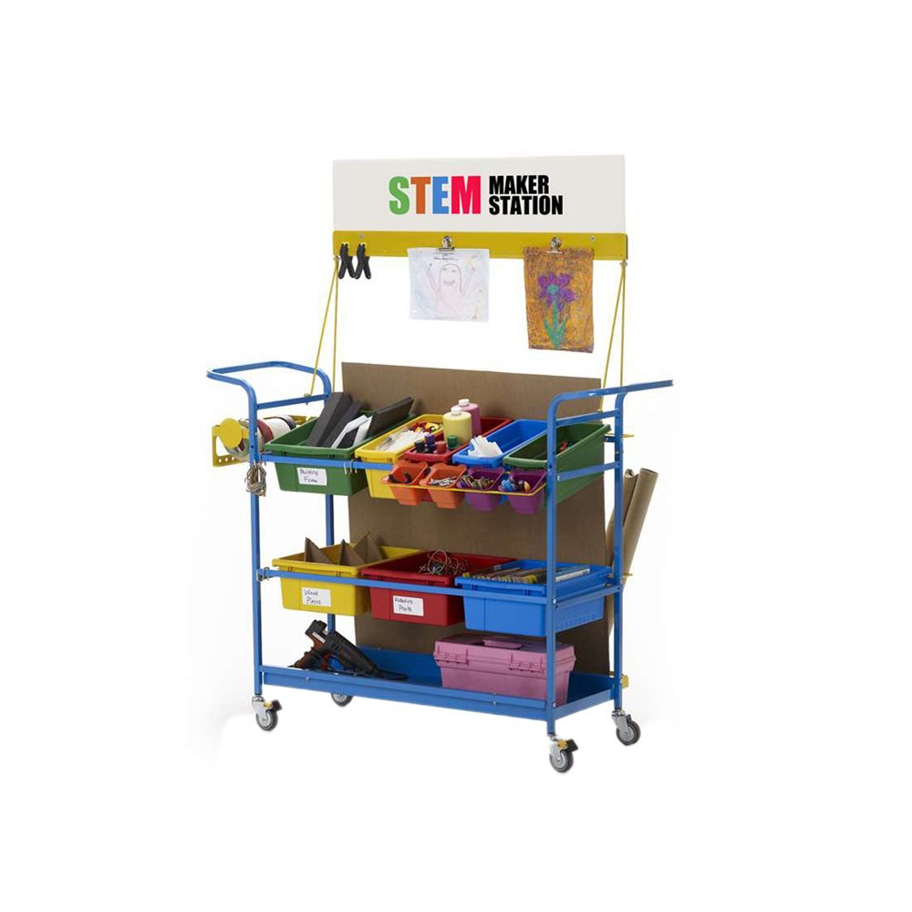 Copernicus School Classroom Office Base STEM Maker Station