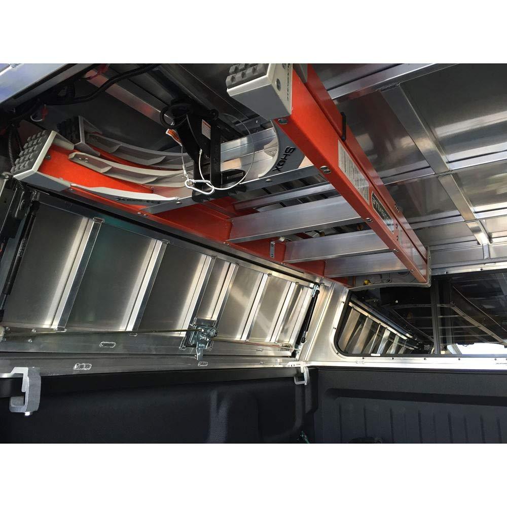 JET Rack Van Interior Ladder Storage System - Storage System and Mounting Kit