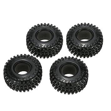 """Goolsky 4pcs Austar 2.2 """"125mm 1/10 1/10 Neumáticos escala para"""