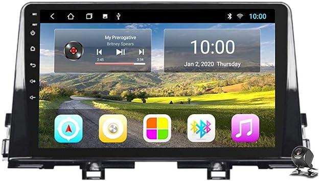 Android 8.1 Car Radio de Navegación GPS para KIA Picanto Morning 2016-2019 con 9 Pulgada Pantalla Táctil Support WLAN FM Am/MP5 Player/Bluetooth Steering Wheel Control,4g+WiFi: 1+16gb: Amazon.es: Deportes y aire libre
