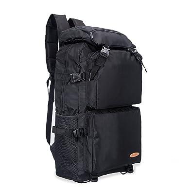 1f1c5d0f5cef [Millary] 登山リュックサック ハイキングバックパック大容量 ビジネスバッグ 人気 男女兼用