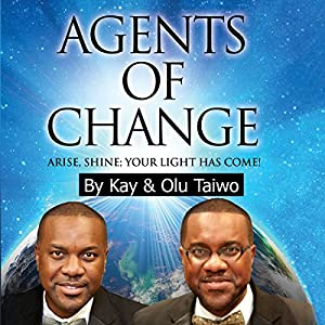 Agents of Change Audiobook
