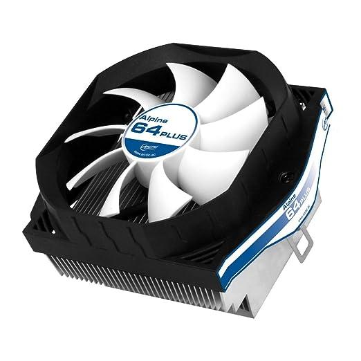 217 opinioni per ARCTIC Alpine 64 PLUS- Dissipatore per CPU AMD- fino a una potenza di